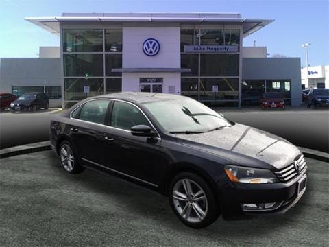 2015 Volkswagen Passat for sale in Oak Lawn IL