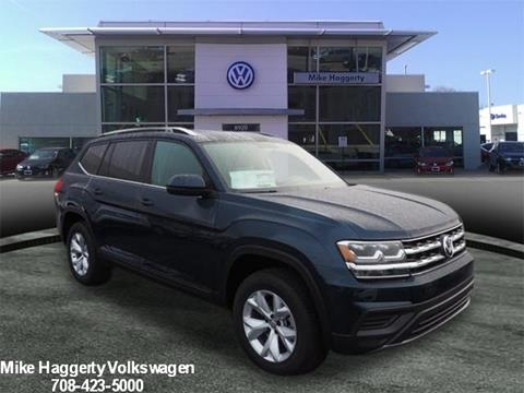 2018 Volkswagen Atlas for sale in Oak Lawn IL