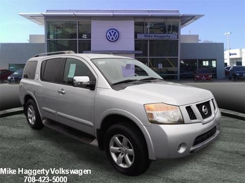 2010 Nissan Armada for sale in Oak Lawn, IL