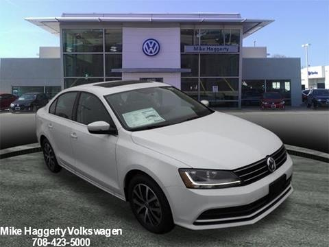 2017 Volkswagen Jetta for sale in Oak Lawn IL