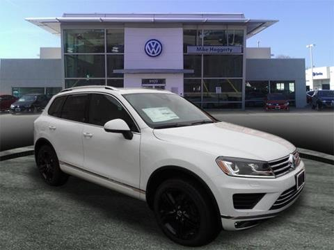 2017 Volkswagen Touareg for sale in Oak Lawn, IL
