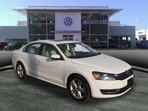 2014 Volkswagen Passat for sale in Oak Lawn IL