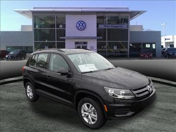 2017 Volkswagen Tiguan for sale in Oak Lawn, IL