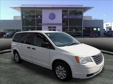 2008 Chrysler Town and Country for sale in Oak Lawn, IL
