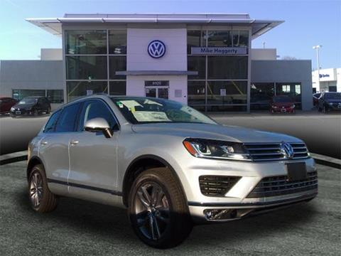 2016 Volkswagen Touareg for sale in Oak Lawn IL