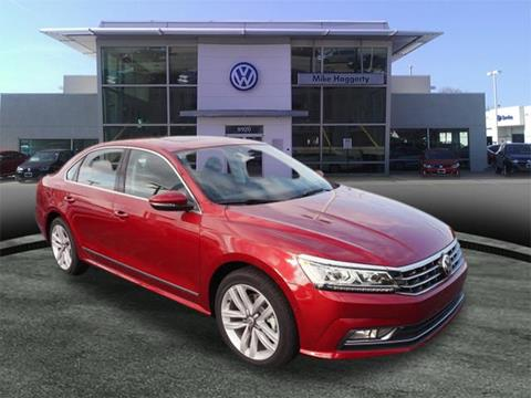 2017 Volkswagen Passat for sale in Oak Lawn, IL