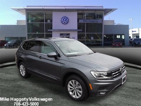 2018 Volkswagen Tiguan for sale in Oak Lawn, IL