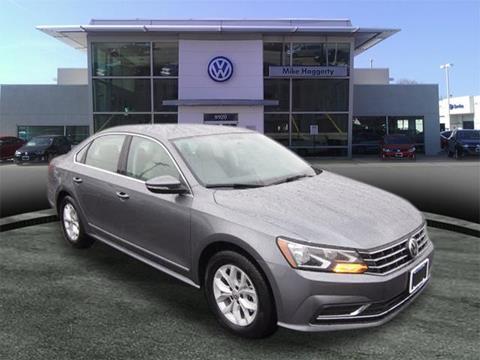 2017 Volkswagen Passat for sale in Oak Lawn IL