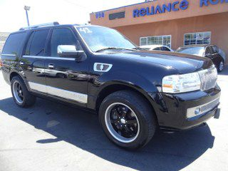 2007 Lincoln Navigator for sale in Ontario CA