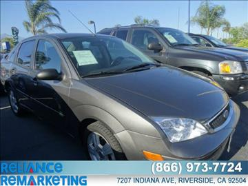 2006 Ford Focus for sale in Ontario, CA