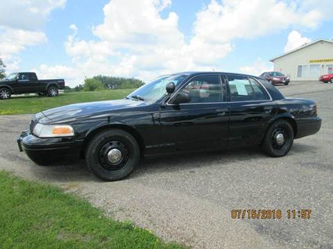 2009 Ford Crown Victoria for sale in Hutchinson, MN