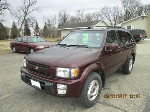 1998 Infiniti QX4 for sale in Hutchinson, MN
