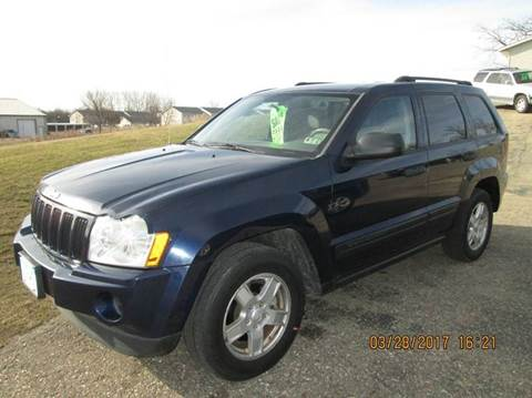 2006 Jeep Grand Cherokee for sale in Hutchinson, MN