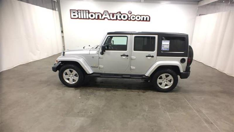 Jeep wrangler for sale in sioux falls sd for Billion motors sioux falls south dakota