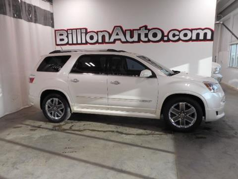 2011 GMC Acadia for sale in Sioux Falls SD