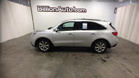 2014 Acura MDX for sale in Sioux Falls SD