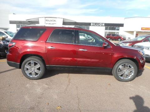 2017 GMC Acadia Limited for sale in Sioux Falls SD