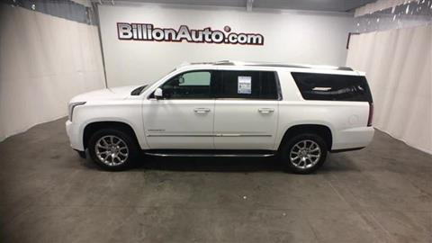 2015 GMC Yukon XL for sale in Sioux Falls SD