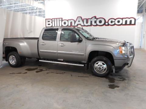 2012 GMC Sierra 3500HD for sale in Sioux Falls SD