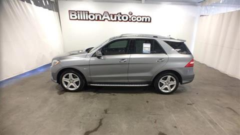 2012 Mercedes-Benz M-Class for sale in Sioux Falls, SD