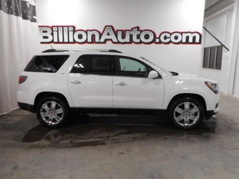 Gmc acadia for sale south dakota for Billion motors sioux falls south dakota