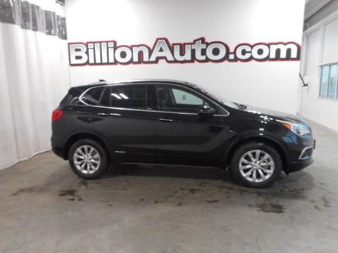 2017 Buick Envision for sale in Sioux Falls SD