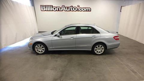 2013 Mercedes-Benz E-Class for sale in Sioux Falls, SD