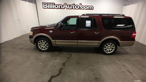 2011 Ford Expedition EL for sale in Sioux Falls SD