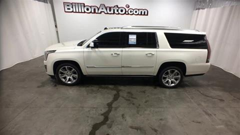 Billion Auto Sioux Falls >> 2015 Cadillac Escalade For Sale - Carsforsale.com