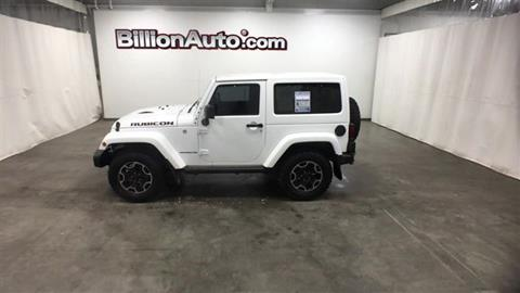 2016 Jeep Wrangler for sale in Sioux Falls, SD