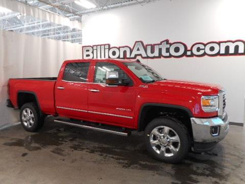 Gmc sierra 2500hd for sale in south dakota for Billion motors sioux falls south dakota