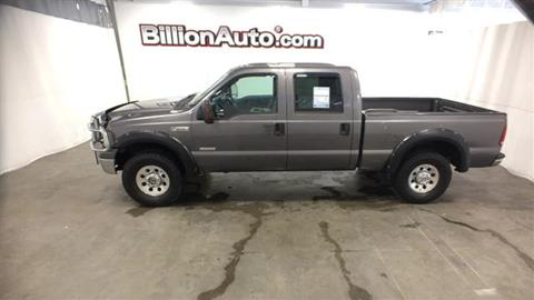 2007 Ford F-250 Super Duty for sale in Sioux Falls SD