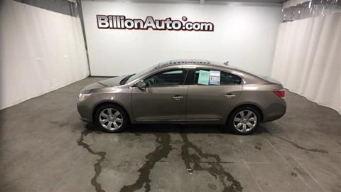 2011 Buick LaCrosse for sale in Sioux Falls SD