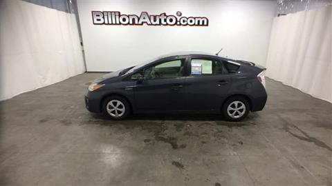 2013 Toyota Prius for sale in Sioux Falls SD