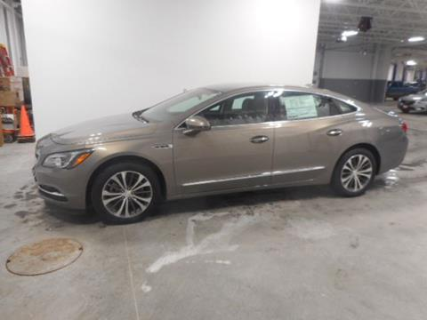 2017 Buick LaCrosse for sale in Sioux Falls SD