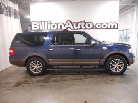 2015 Ford Expedition EL for sale in Sioux Falls SD