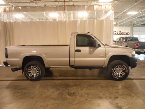 2005 GMC Sierra 2500HD for sale in Sioux Falls SD