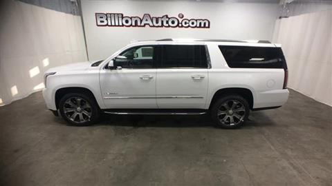 2017 GMC Yukon XL for sale in Sioux Falls SD
