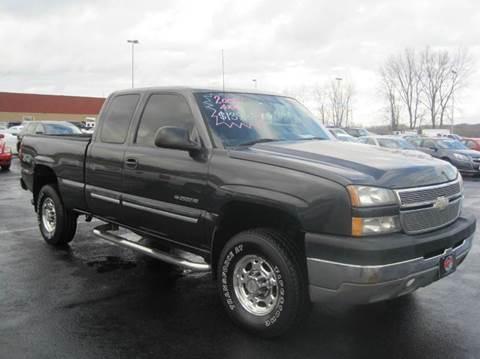 2005 Chevrolet Silverado 2500HD for sale in Hillsboro, OH