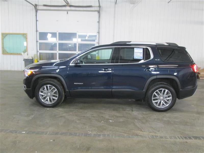 gmc at serving auto coast north used mall detail fwd acadia