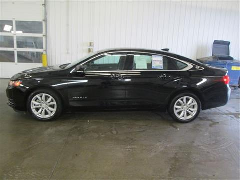 2017 Chevrolet Impala for sale in Worthing, SD