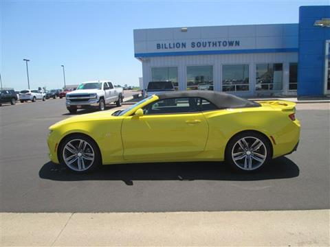 2017 Chevrolet Camaro for sale in Worthing, SD