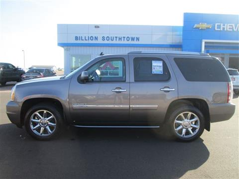 2011 GMC Yukon for sale in Worthing, SD