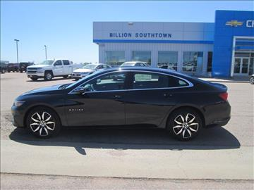 2017 Chevrolet Malibu for sale in Worthing, SD