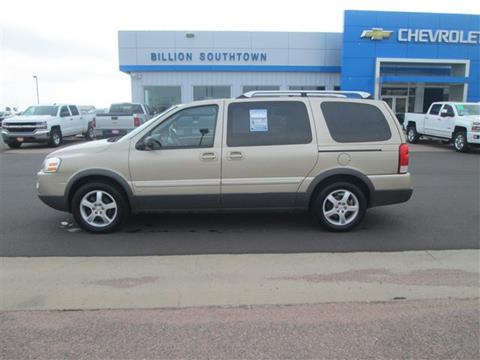 2006 Pontiac Montana SV6 for sale in Worthing, SD