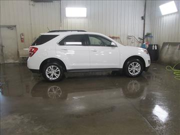 2017 Chevrolet Equinox for sale in Worthing, SD