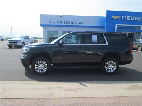2017 Chevrolet Tahoe for sale in Worthing, SD