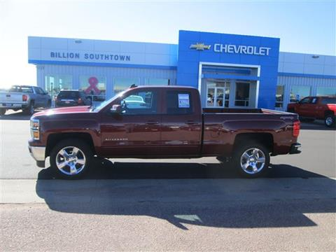 2015 Chevrolet Silverado 1500 for sale in Worthing, SD