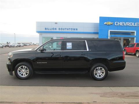 2017 Chevrolet Suburban for sale in Worthing, SD