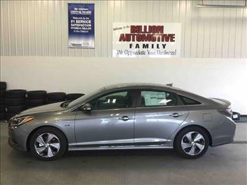 2017 Hyundai Sonata Hybrid for sale in Iowa City, IA